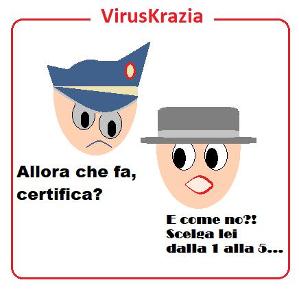 viruskrazia